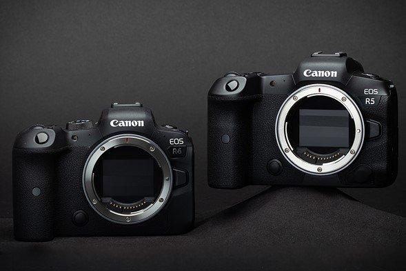 Canon R5 y R6: Diferencias