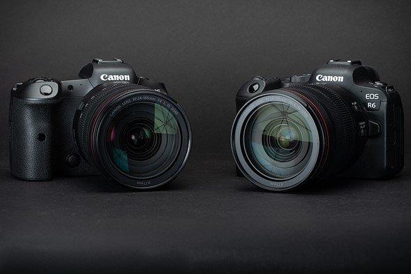 Futuras cámaras Canon para montura RF (Roadmap)