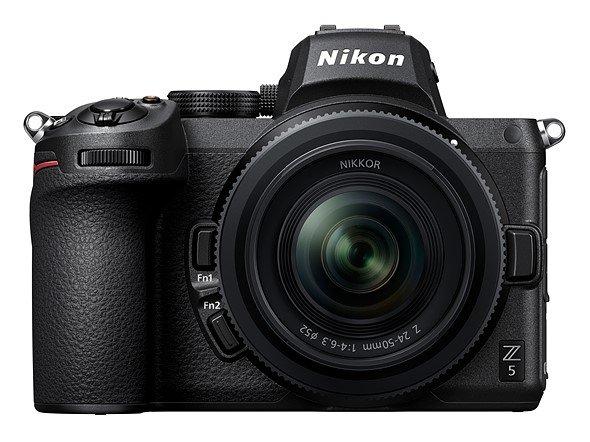 Presentanda la Nikon Z5, la nueva fullframe básica