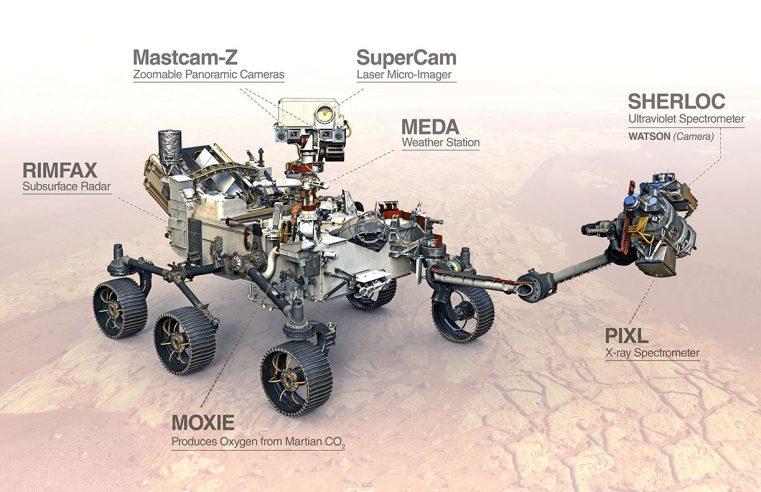 Descubre Marte en 4K gracias a la NASA