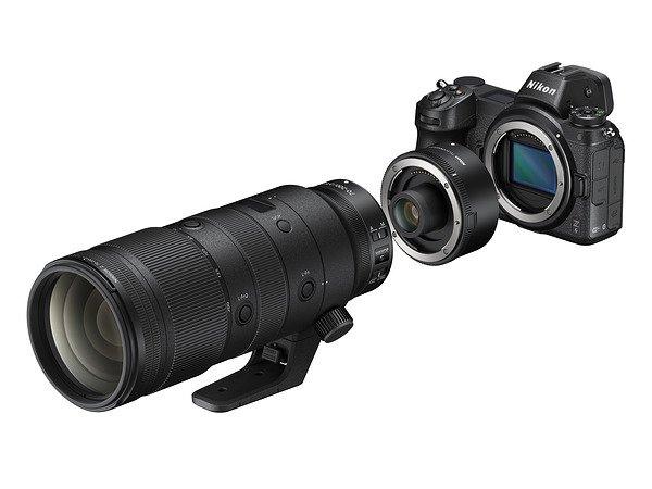 Los multiplicadores 1.4x y 2x de Nikon llegarán en agosto