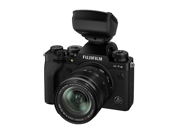 Fujifilm incorpora nuevos flash