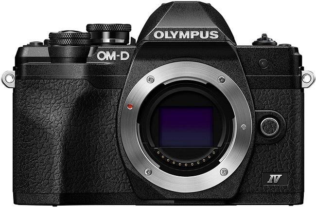 Información de la futura Olympus E-M10IV
