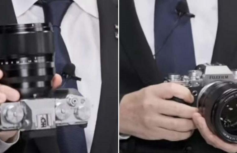 Fujifilm presentará en breves el XF 50mm f1 WR