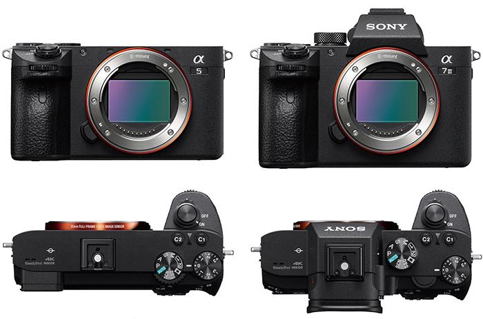 Sony también prepara una full frame barata (Sony A5 o A6)