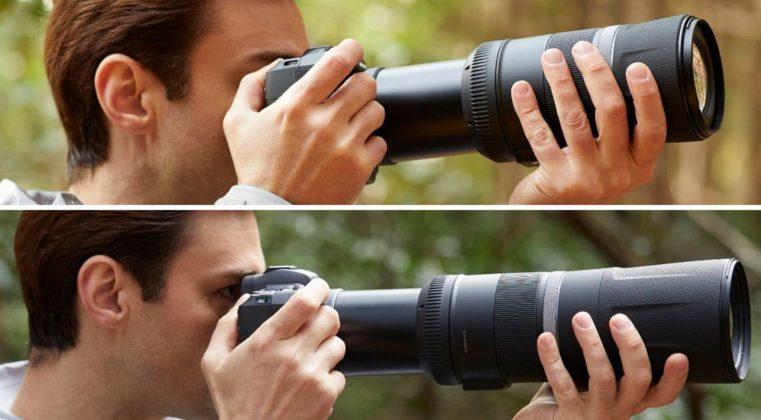 Objetivos Canon RF 600mm y 800mm f11. ¿Genialidad o locura?