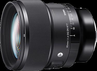 Sigma presenta el «mejor» 85mm f1.4 para Sony