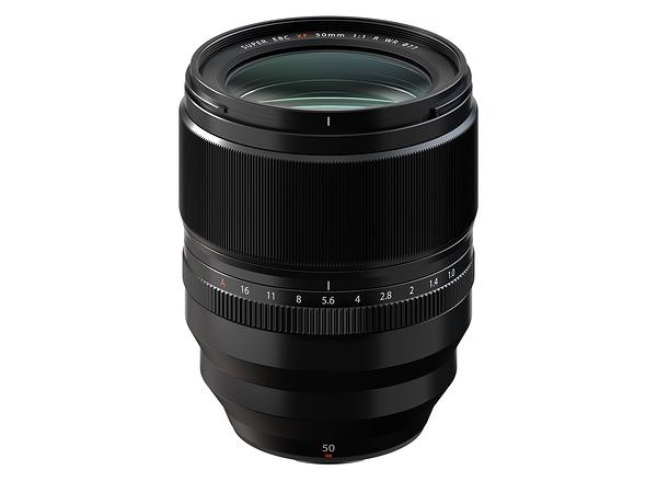 Presentado el objetivo Fujifilm XF 50mm f1 R WR