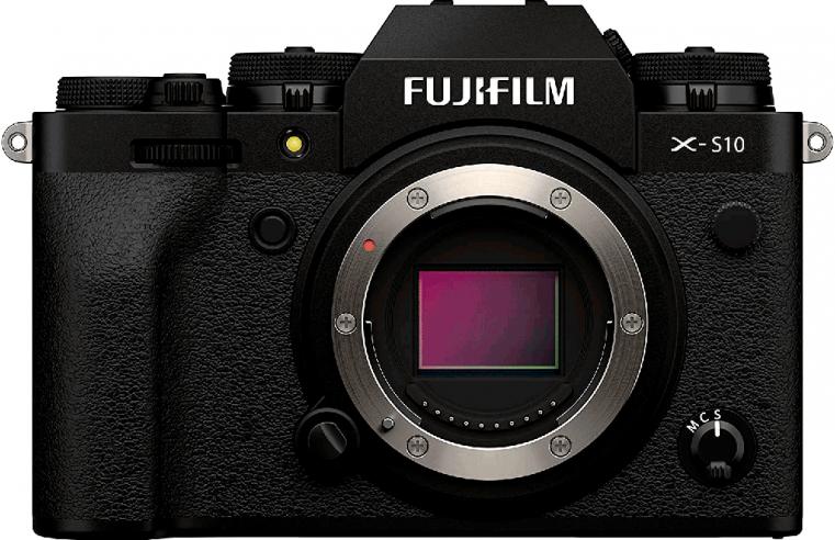 Fujifilm lanzará nueva gama media con IBIS: Fujifilm X-S10