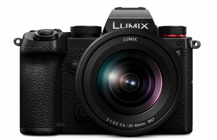Lanzamiento de la Panasonic Lumix S5