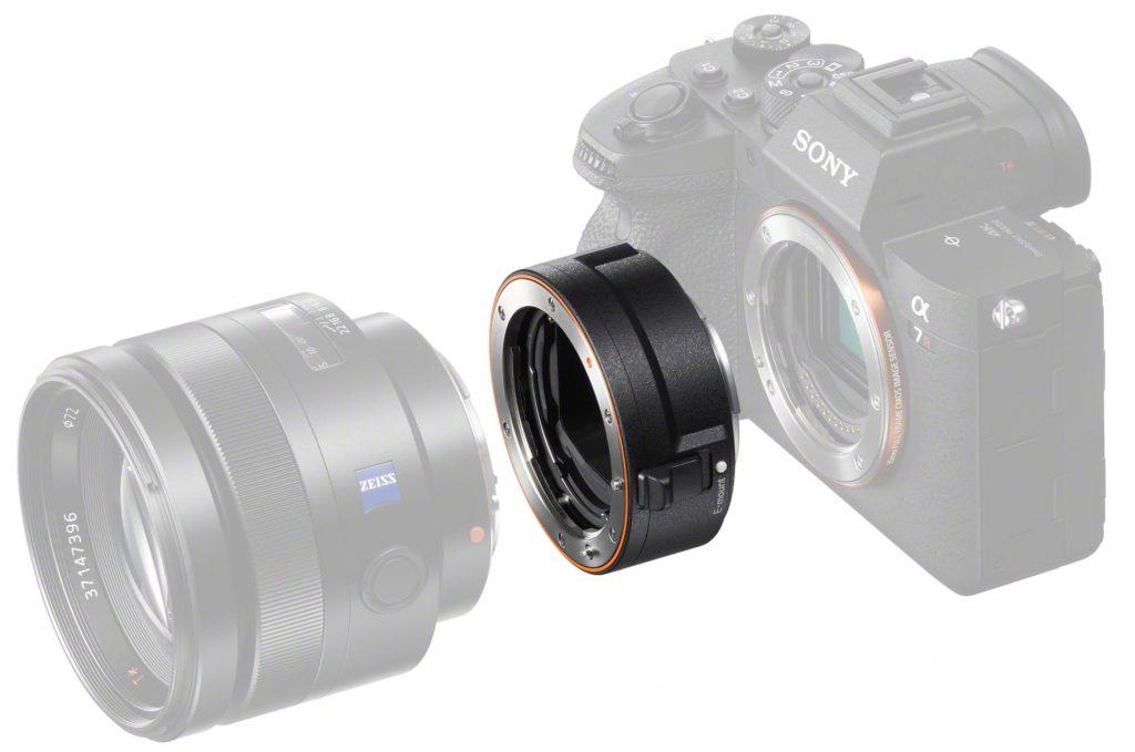 Sony adaptador LA-EA5