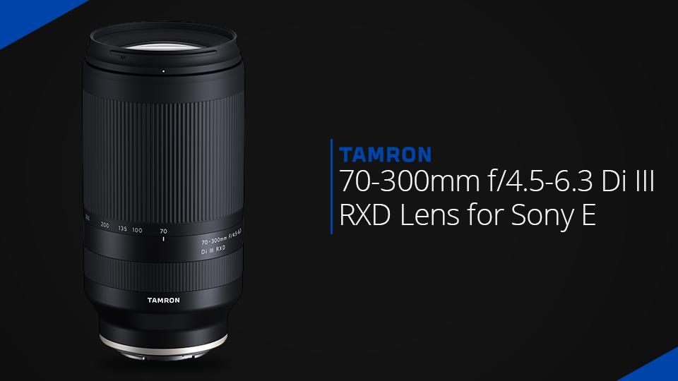 Tamron 70-300