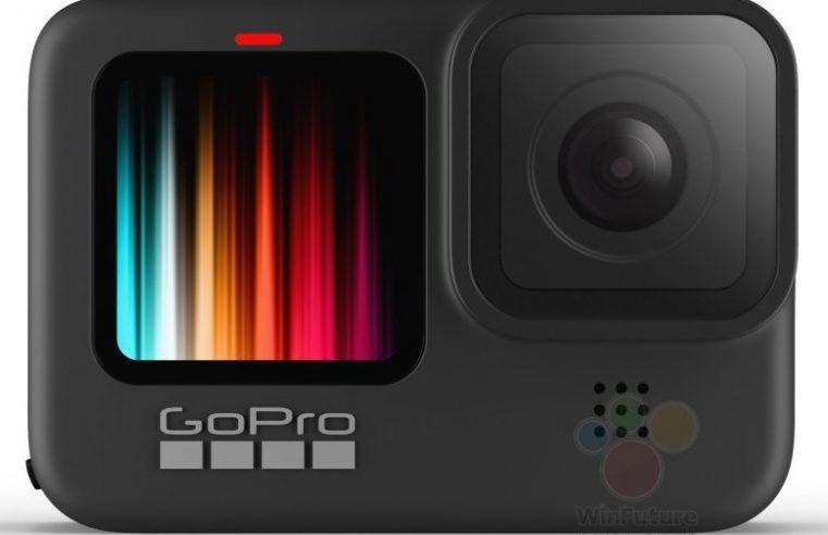 La nueva Gopro 9 tendrá cámara frontal a color y vídeo 5K