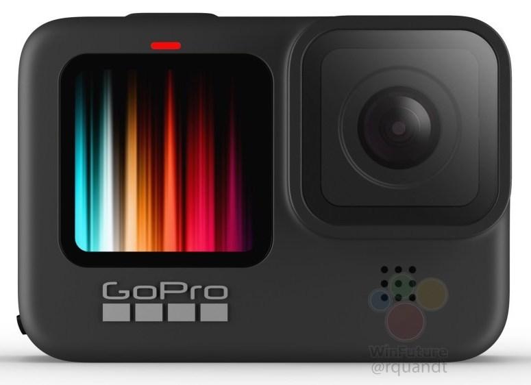 GoPro Hero 9 Black pantalla