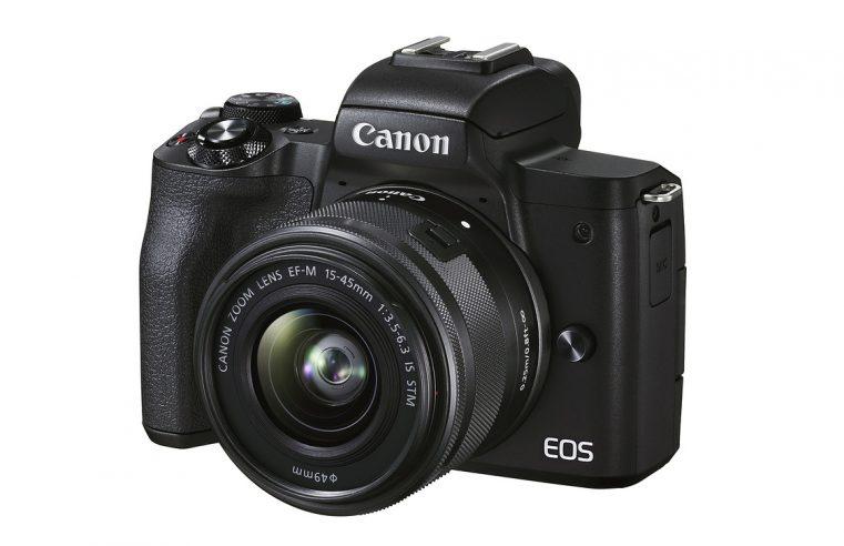 Lanzamiento de la EOS M50 II, sin grandes novedades