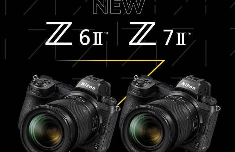 Presentación de las nuevas Nikon Z 6II y Nikon Z 7II