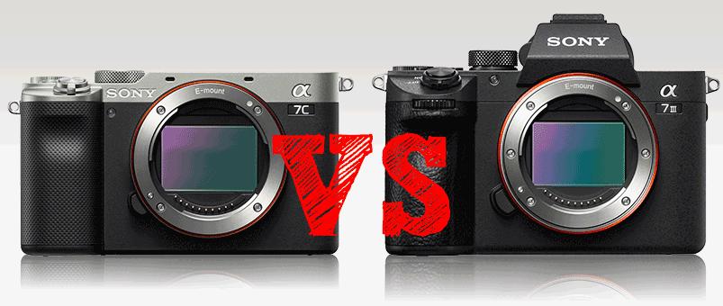 Sony a7c vs Sony a7iii