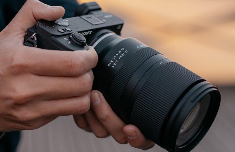 Filtrados los detalles del nuevo Tamron 17-70mm f2.8 Di III-A VC RX D APS-C para Sony