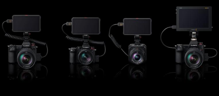 Panasonic actualizará el Firmware para las S1H, S1, S1R, S5 y BGH1