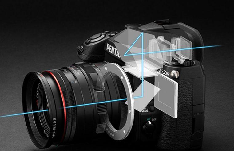 El nuevo buque insignia de Pentax en formato APSC es la Pentax K-3 Mark III