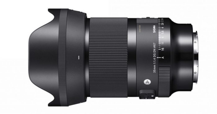 Sigma lanza el nuevo 35mm f1.4 DG DN Art para montura E y L