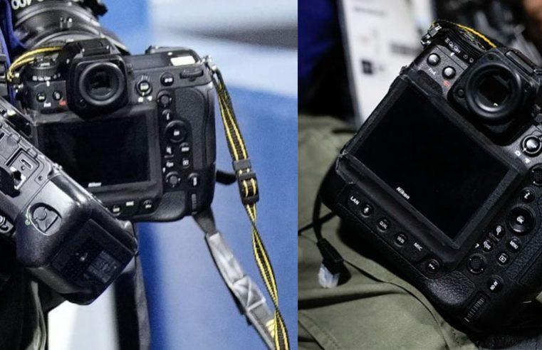 Las nuevas Nikon Z9 y Canon R3 se dejan ver en las Olimpiadas de Tokyo