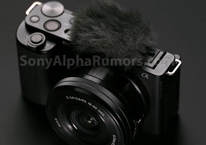 Se filtra casi todo de la nueva cámara APSC Sony ZV-E10