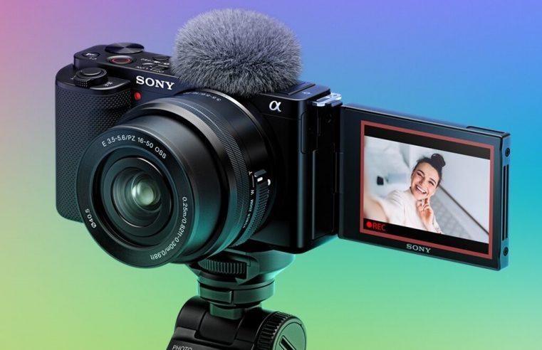 Sony presenta su nueva cámara APSC para vloggers: Sony ZV-E10