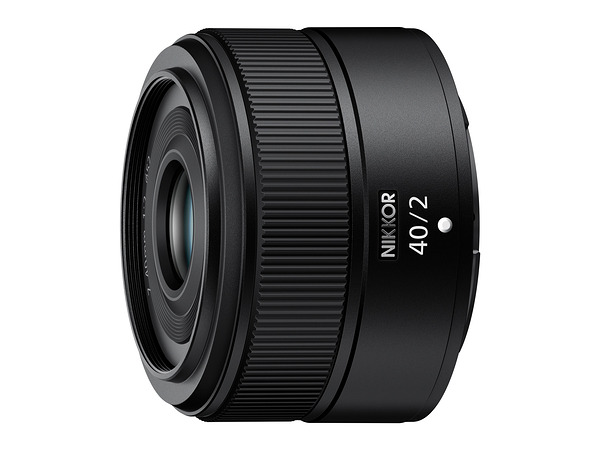 Nikon anuncia el nuevo Nikkor Z 40mm f2